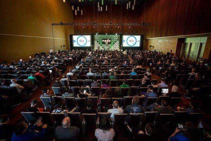 nodejs 2017 conference presentation