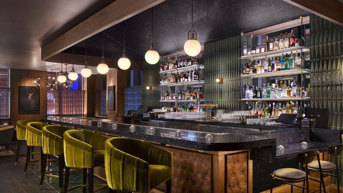 ever bar restaurant website for Kimpton