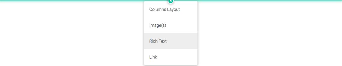 add content widget cms apostrophe version 2