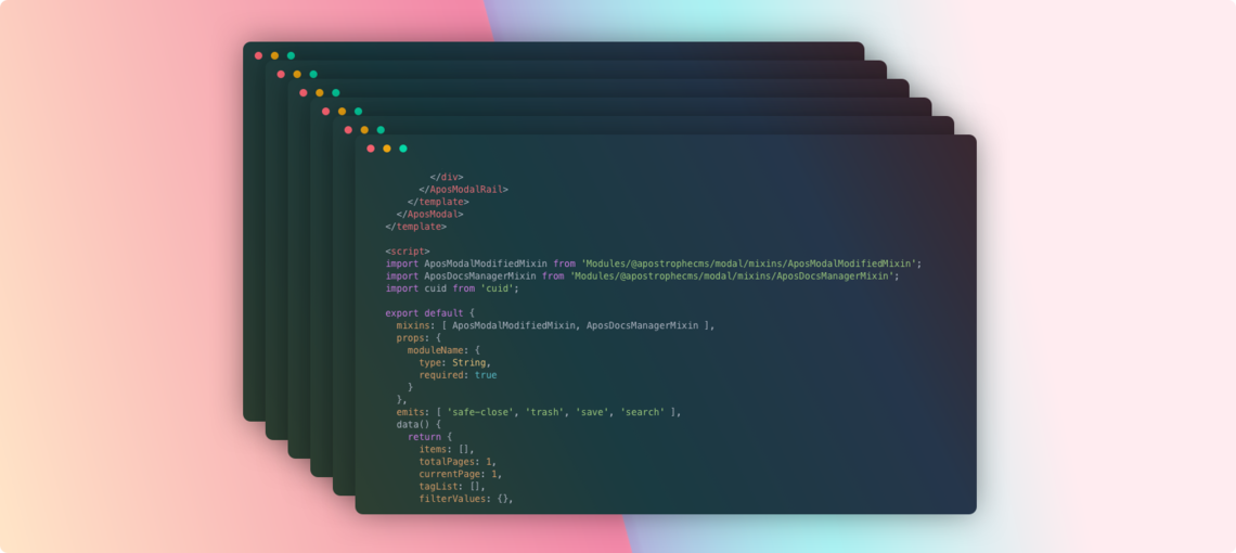 code collage