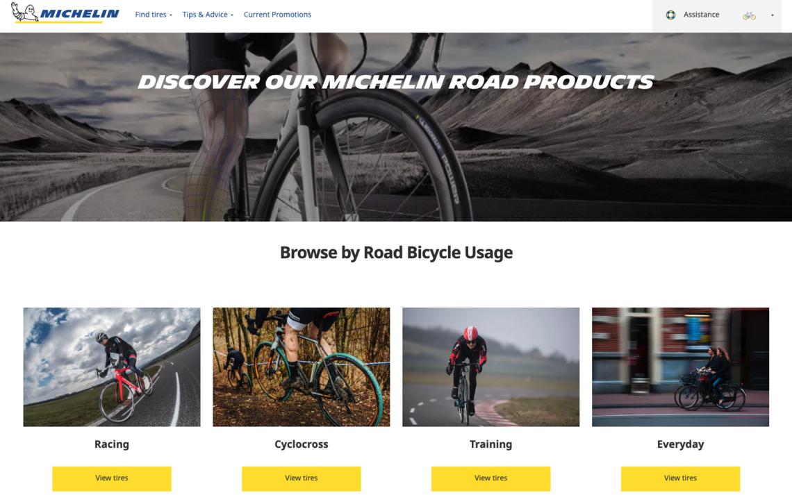Bike Michelin